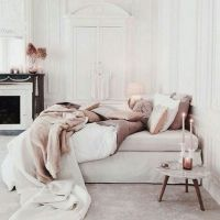 +27 The Most Popular Blush And Grey Bedroom Rose Gold 19