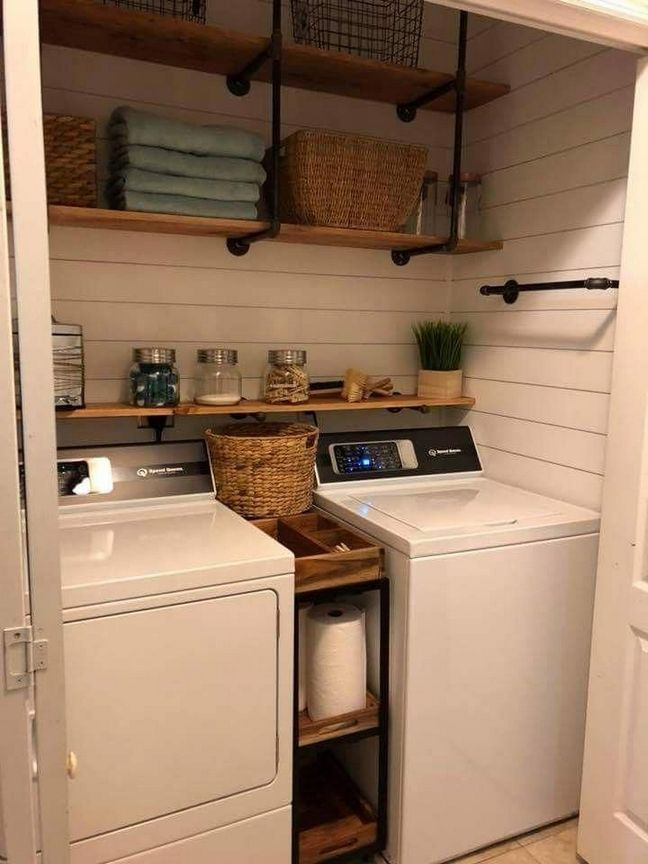 36 Facts About Small Laundry Room Storage Ideas Shelves Washer And Dryer Apikhome Com