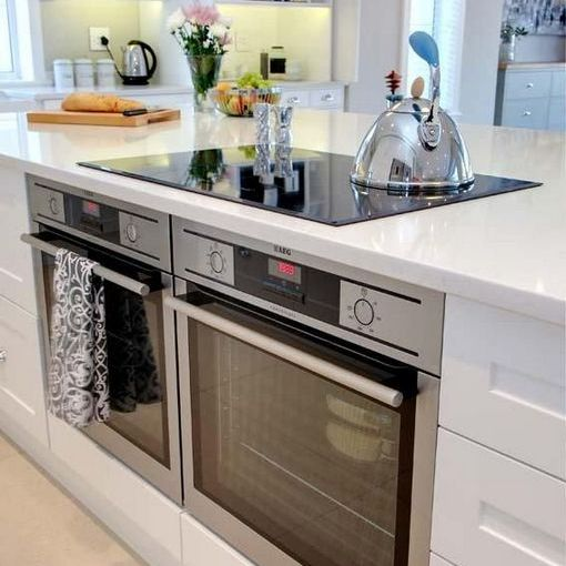 Kitchen Layout With Double Oven: 31+ The History Of Double Oven Kitchen Layout Islands