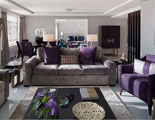 32 Who Is Concerned About Grey And Purple Living Room Decor Inspiration Gray And Why You Should Care Apikhome Com