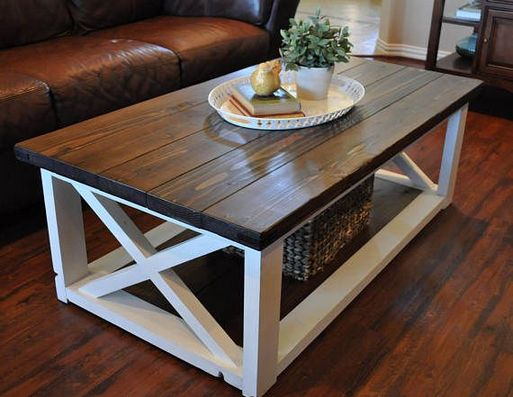 36 Purchasing Black And White Living Room Farmhouse Coffee Tables
