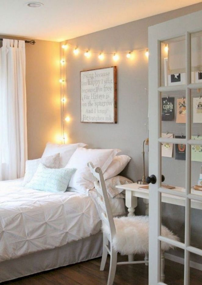 42+ Dream Bedroom for Teens Tumblr Small Spaces Options ...