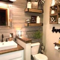 +37 Country Bathroom Ideas Reviews & Tips