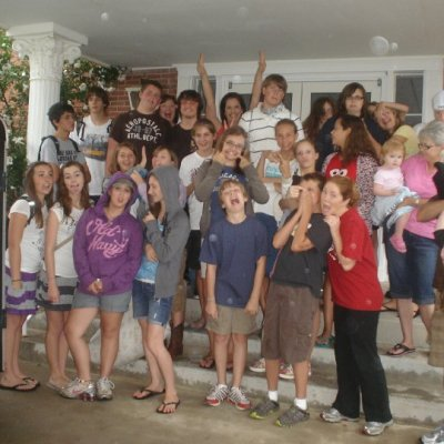Teen Camp WOW #1