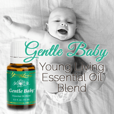 *Gentle Baby* Essential Oil & Uses