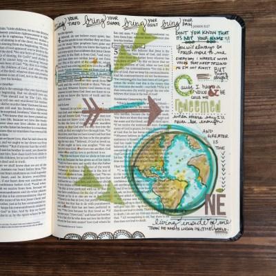 Journaling Bible  Greater   apileofashes.com