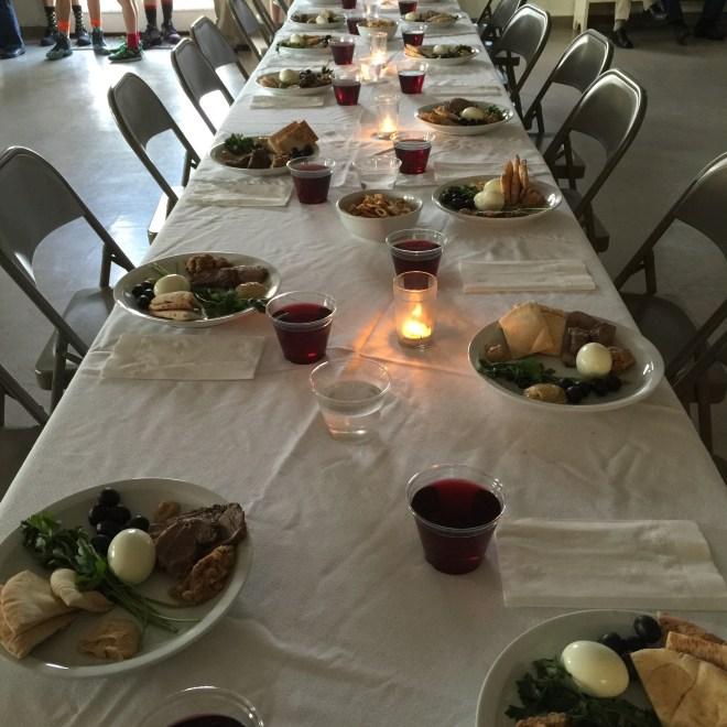 The Last Supper  apileofashes.com