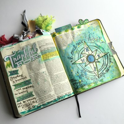 Journaling Bible   Found