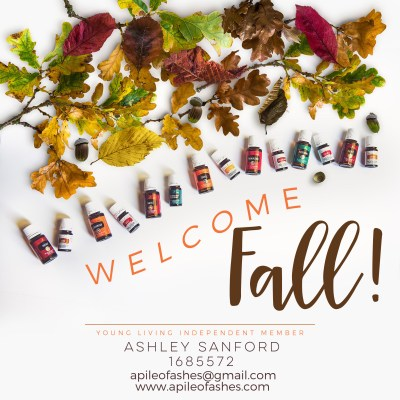 Welcome Fall Wellness with Essential Oils