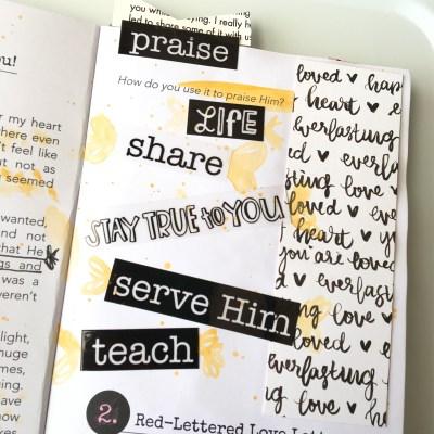 Illustrated Faith | I will praise you!