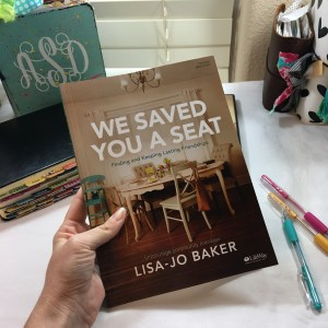 We Saved You A Seat | Bible Study Review