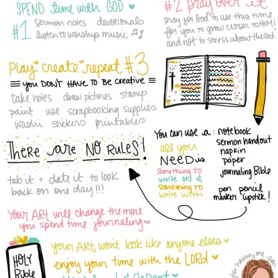 How to Journal Your Faith