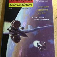 How Classic SciFi Superstars Helped C.S. Lewis Fall in Love with Science Fiction Again