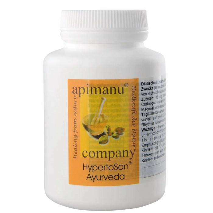 apimanu HypertoSan® bei Bluthochdruck