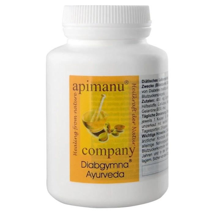 apimanu Diabgymna ® - Diabetes Naturheilmittel