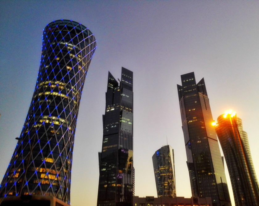 buildings-west-bay-doha-qatar
