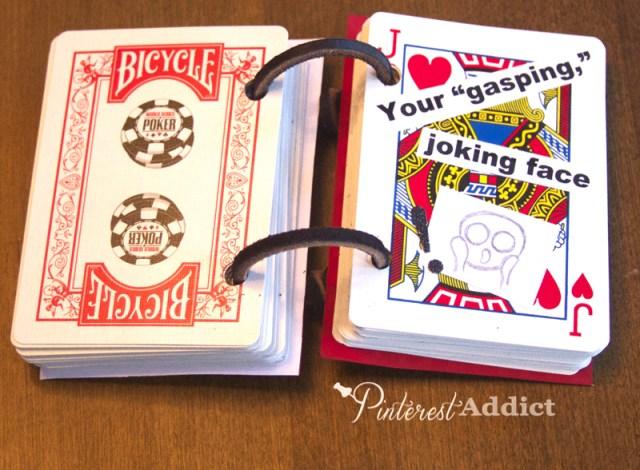 52 Things - joking face