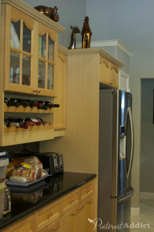 Painting The Kitchen Cabinets Pinterest Addict