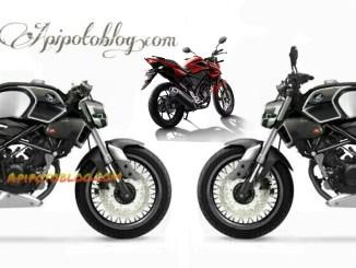 Honda CB150R Cafe racer