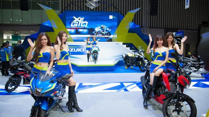 suzuki vietnam GSX R GSX S