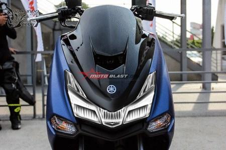 Seperti Inikah Headlamp Yamaha BF3 Atau SMAX Indonesia..?