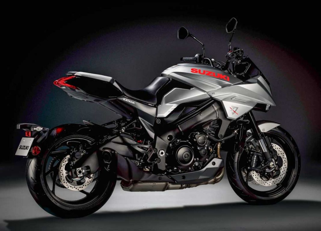 The Legend Moge 80an Suzuki Katana Reborn.. Sangar!