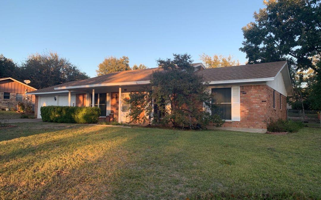 Shingle Roof – Midalothian, TX