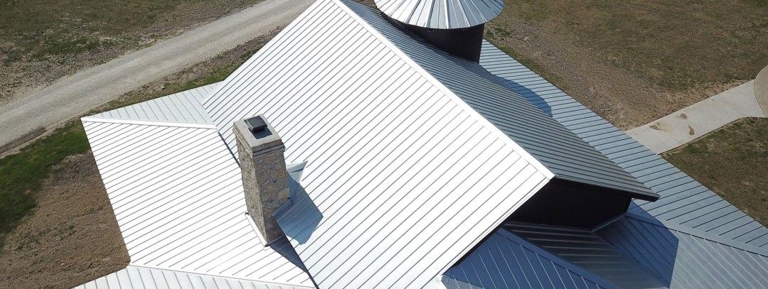 custom metal roof
