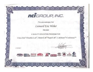 NCI Group Quality Education