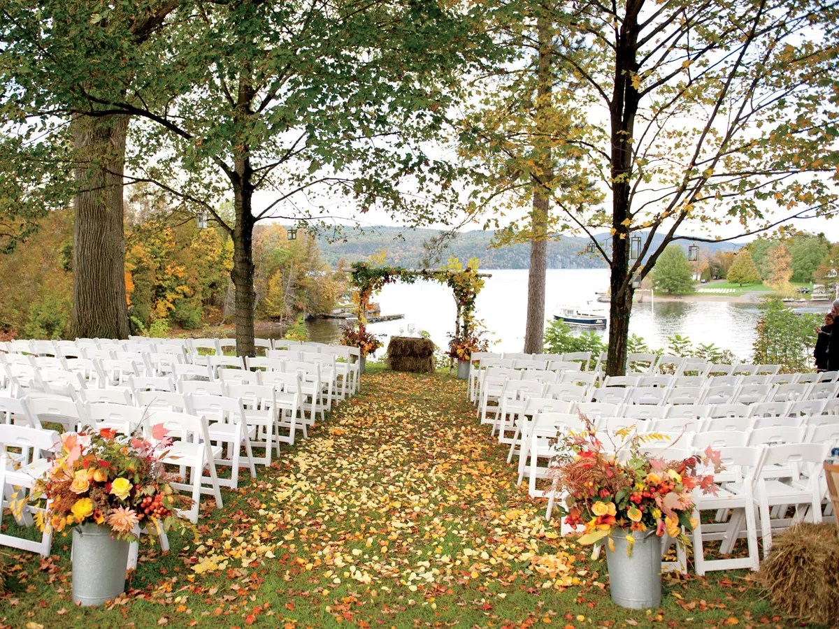 Fall Wedding Planning