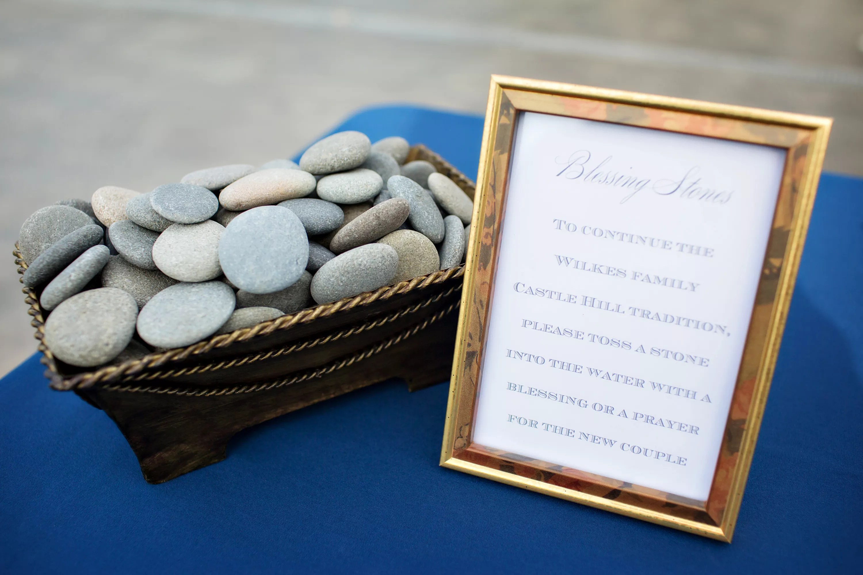 Wishing Stone Ceremony Tradition
