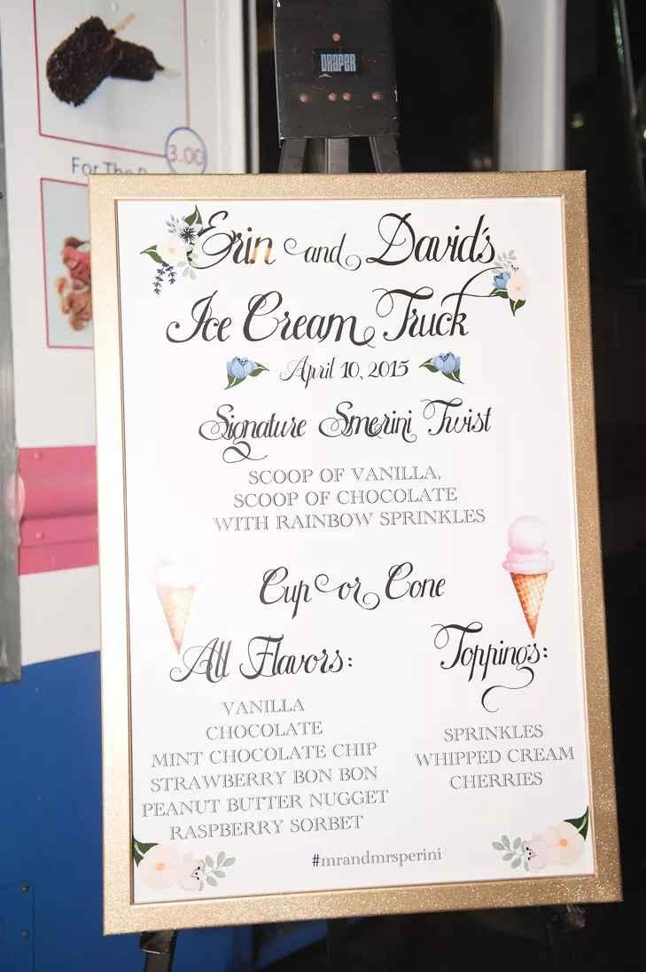 Wedding Food Trucks Wedding Catering Reception Ideas