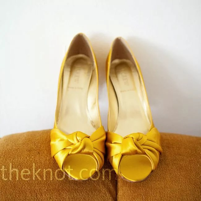 Rustic Yellow Invitation
