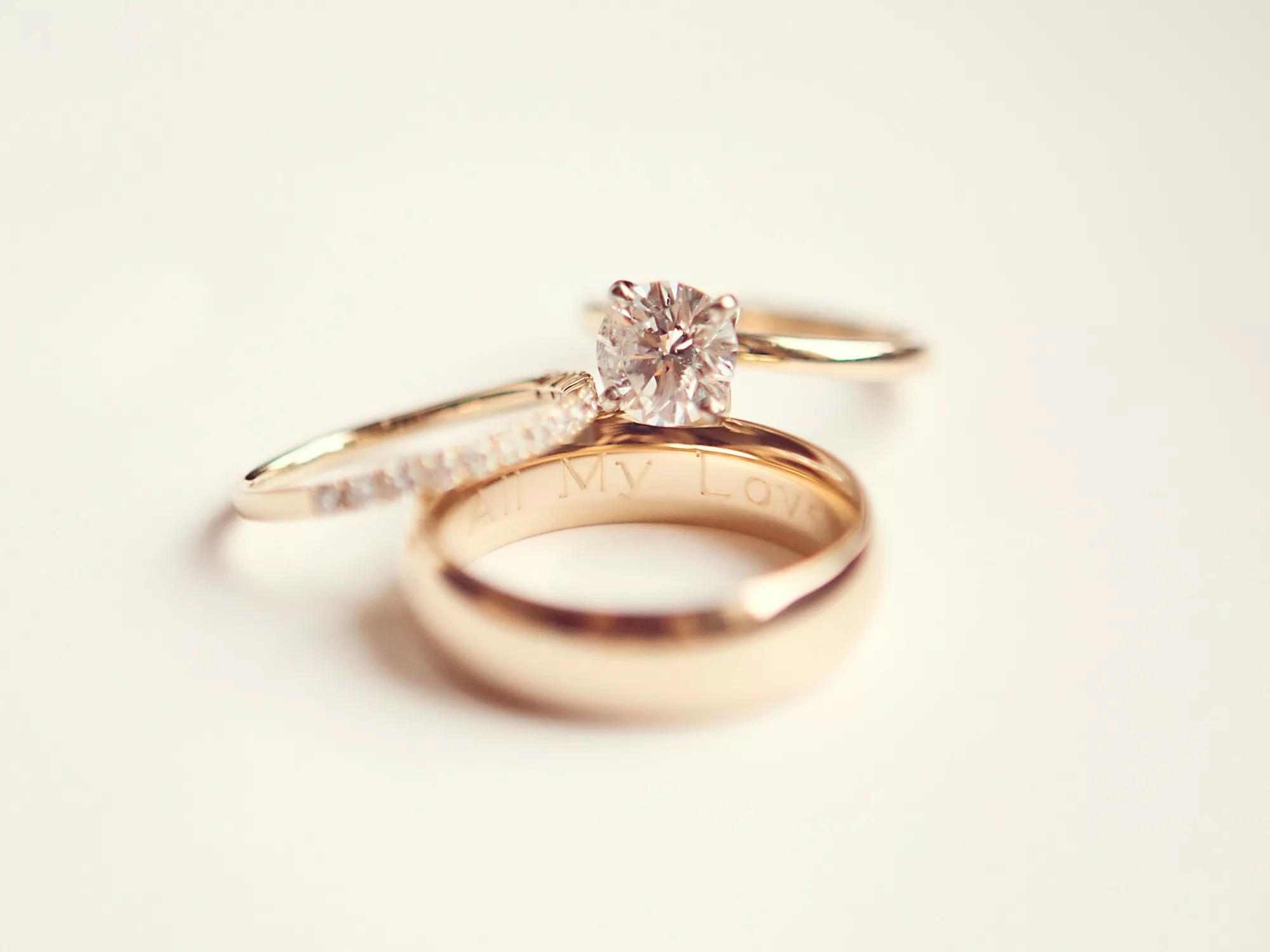 Wedding Ring Engraving Ideas & Tips
