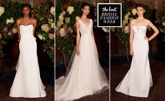 Austin Scarlett Wedding Dresses Fall 2015: Bridal Fashion