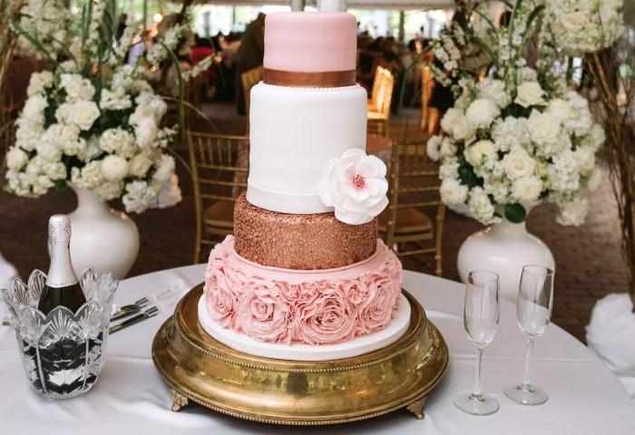 Unique Wedding Cakes The Prettiest Wedding Cakes Weve Ever Seen