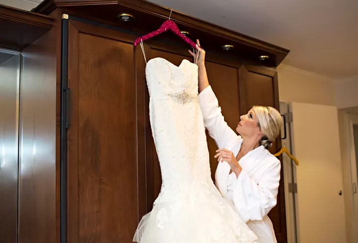 A Betsey Johnson-Themed Wedding At The Civic Theater In