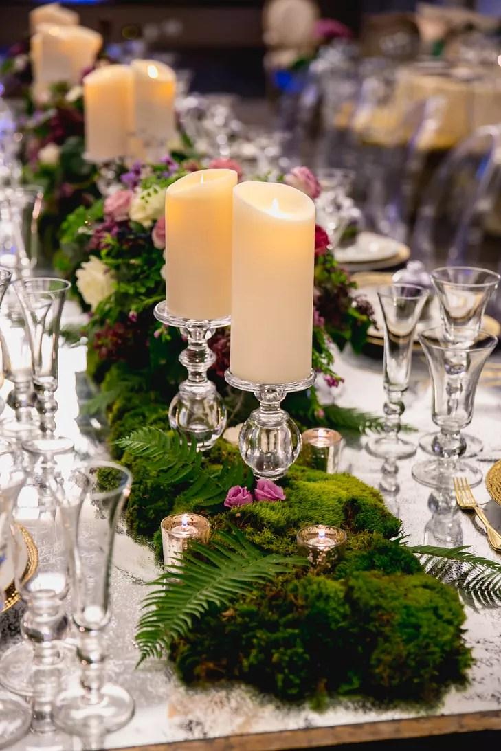 Easy Wedding Table Centerpieces