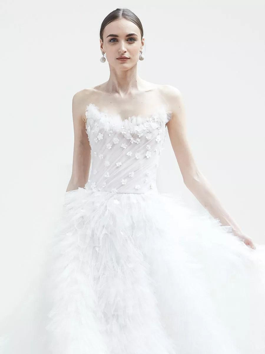 Oscar De La Renta Spring 2018 Collection Bridal Fashion