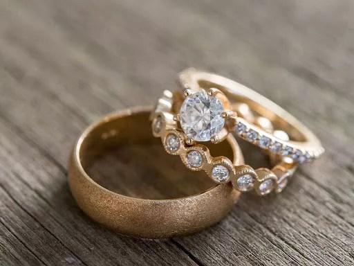 8 Wedding Ring Engraving Ideas You'll Love
