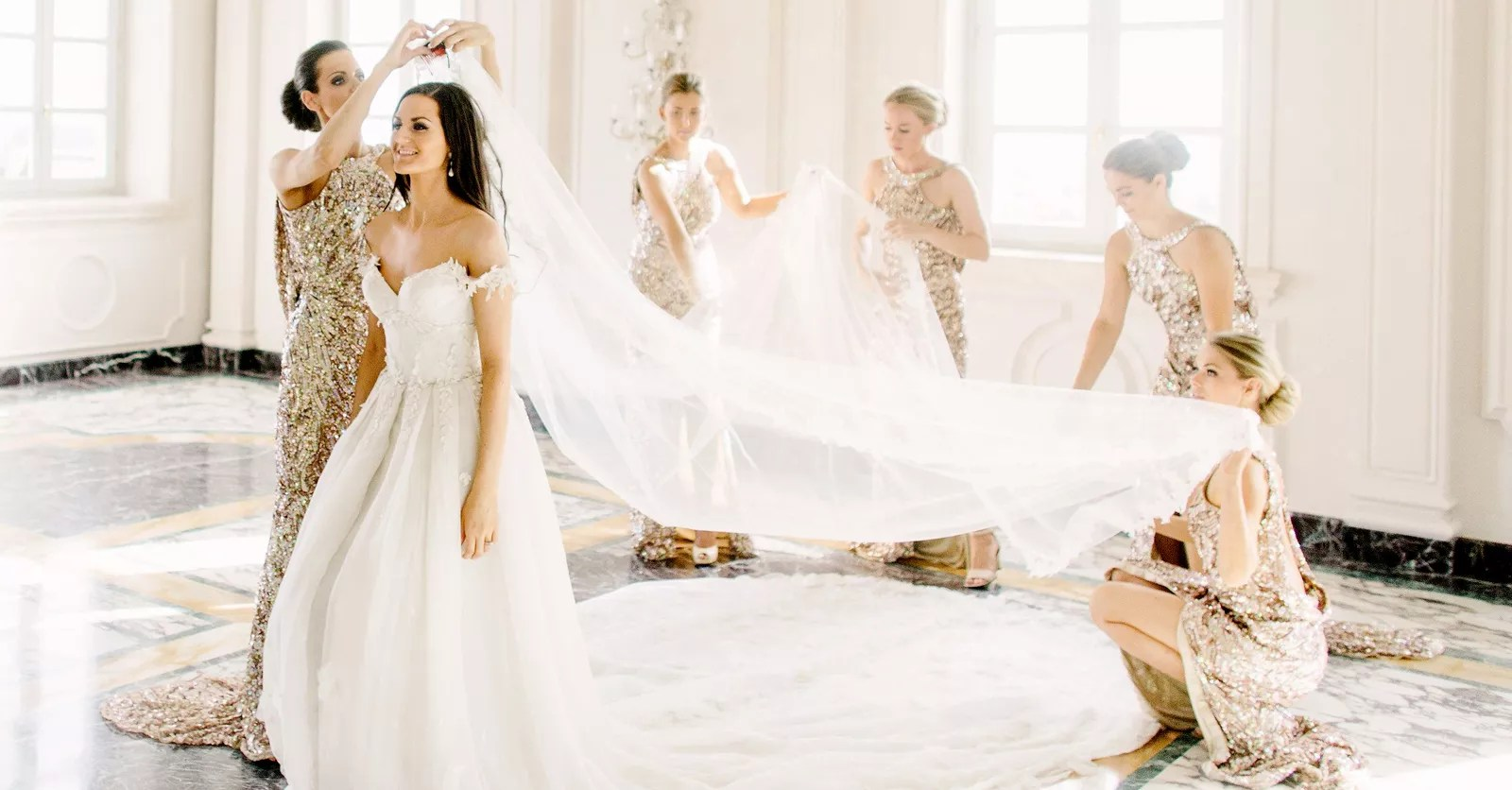 This Was The Average Cost Of A Wedding Dress In 2018