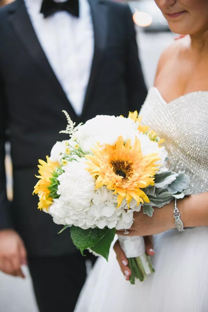 Rustic Yellow Wedding Invitations