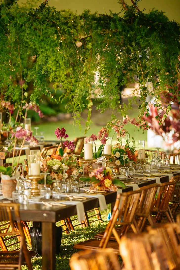 A Natural Tropical Wedding At White Orchid Beach House In