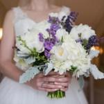 Hydrangea Peony And Lavender Bouquet