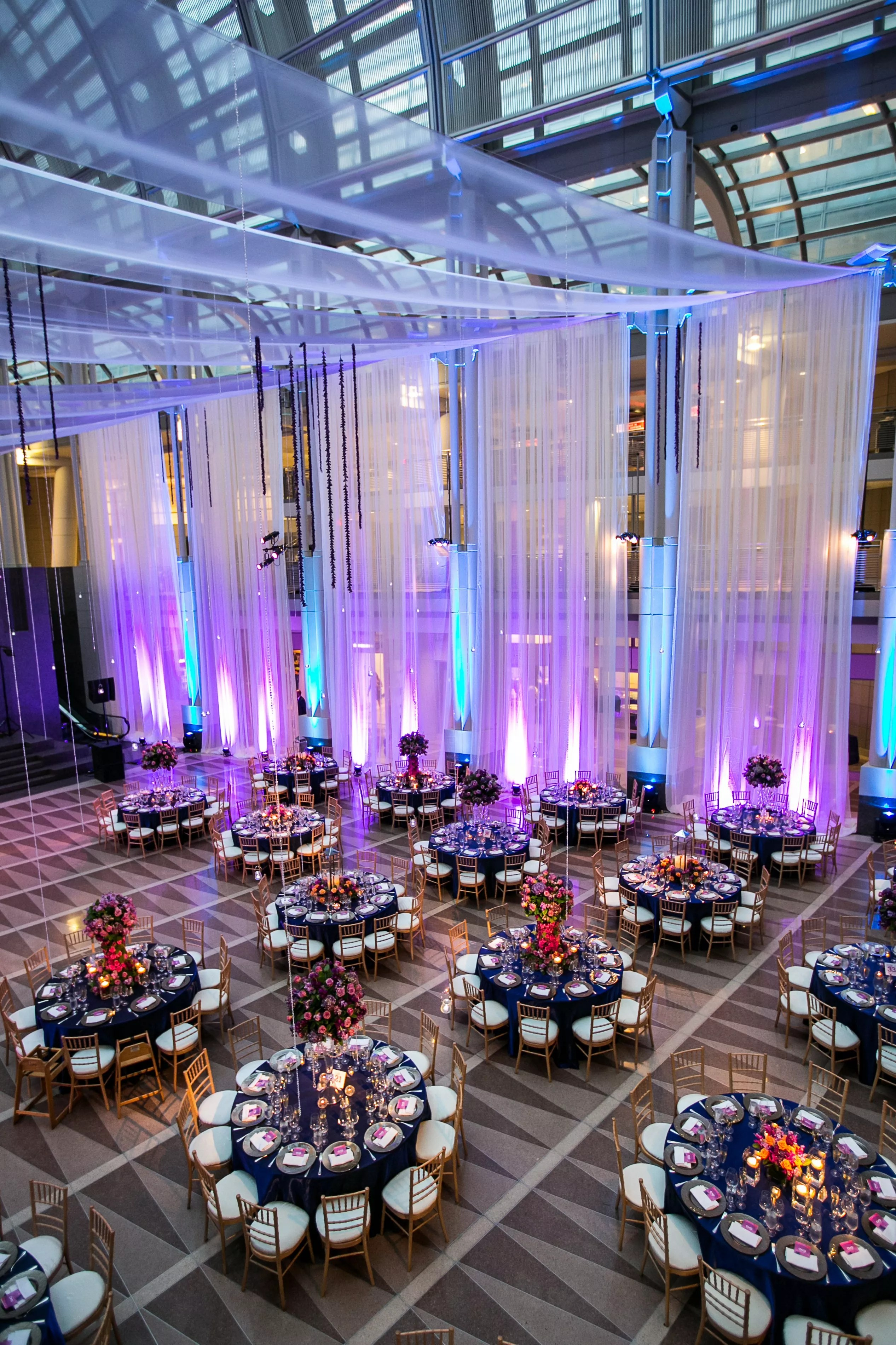 Ronald Reagan Building Wedding Reception