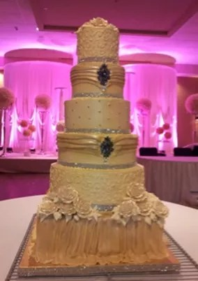 Wedding Cakes Desserts In Milwaukee WI The Knot