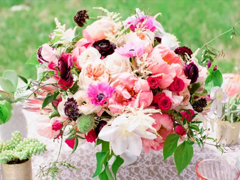 Wedding Flowers, Bouquets And Centerpieces