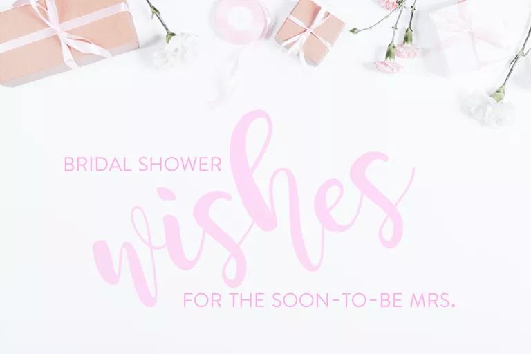 Bridal Shower Invitations Messages