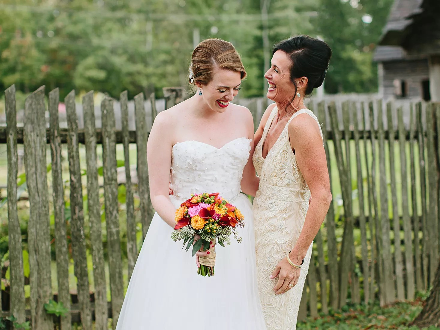 Q&A: Mother Of The Bride Dresses