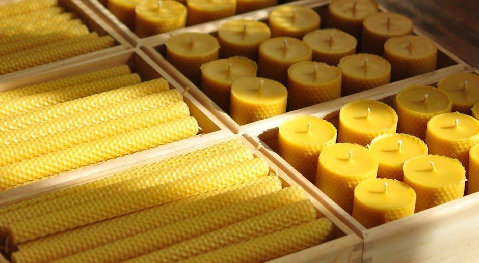 Pourquoi fabriquons-nous des bougies en cire d'abeille ?